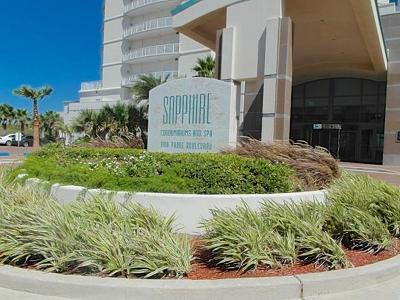 South Padre Island Condo/Townhouse For Sale: 310a Padre Blvd. #502