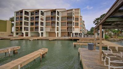 South Padre Island Condo/Townhouse For Sale: 220 W Cora Lee Dr. #306