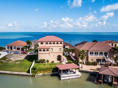 Port Isabel Single Family Home For Sale: 1211 North Shore