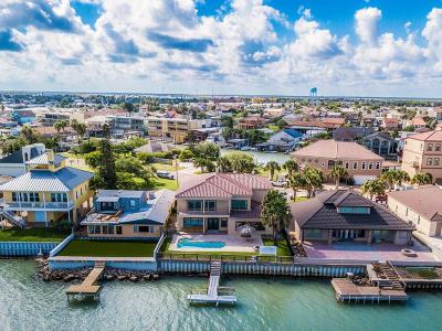 Port Isabel Single Family Home For Sale: 1201 North Shore