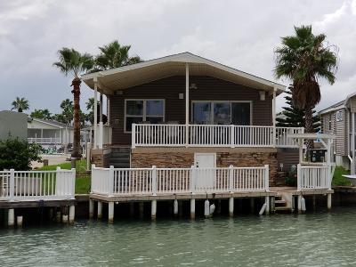 Port Isabel Single Family Home For Sale: 335 Sand Dollar Cir.