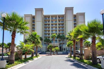 South Padre Island Rental For Rent: 111 E Hacienda Blvd. #204