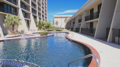 South Padre Island Condo/Townhouse For Sale: 2100 Gulf Blvd. #23