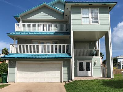 South Padre Island Single Family Home For Sale: 204 W Acapulco St.