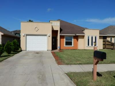 Los Fresnos Single Family Home For Sale: 1889 Cisco Dr.