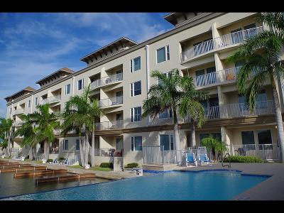 South Padre Island Condo/Townhouse For Sale: 5909 Padre Blvd. #201