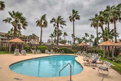 South Padre Island Condo/Townhouse For Sale: 115 E Coronado Dr. #305