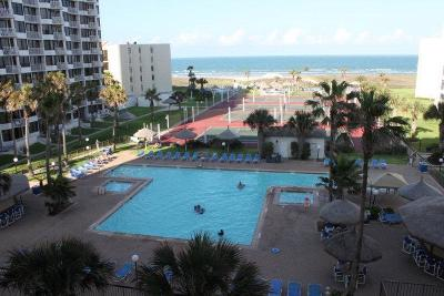South Padre Island Condo/Townhouse For Sale: 400 Gulf Blvd. #3003