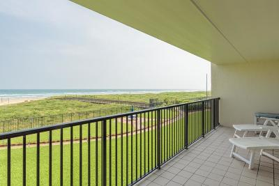 South Padre Island Condo/Townhouse For Sale: 3000 Gulf Blvd. #204