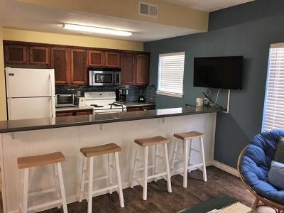South Padre Island Condo/Townhouse For Sale: 125 E Retama St. #202