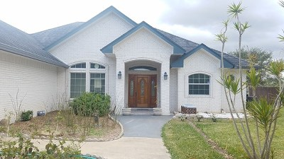 Bayview, Los Fresnos Single Family Home For Sale: 39612 Palm Dr