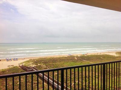 South Padre Island Condo/Townhouse For Sale: 3000 Gulf Blvd. #606