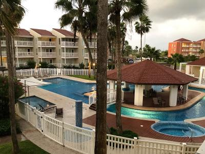 South Padre Island Condo/Townhouse For Sale: 200 Padre Blvd. #3206