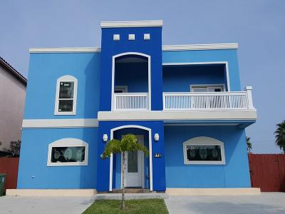 South Padre Island TX Single Family Home For Sale: $419,000