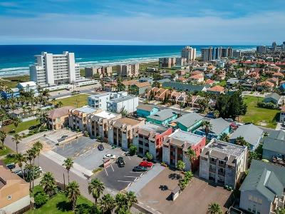 South Padre Island Condo/Townhouse For Sale: 121 E Retama St. #1-B