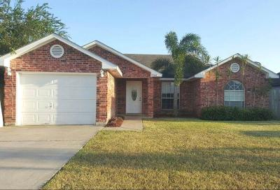 Los Fresnos Single Family Home For Sale: 9360 Los Olmos Dr.