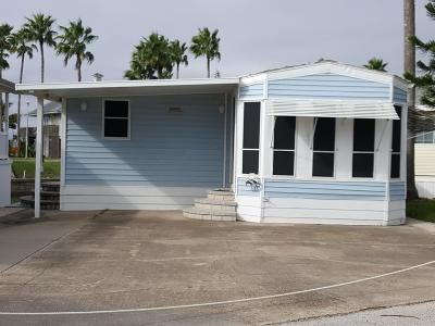 Port Isabel Single Family Home For Sale: 818 E Oyster Dr.