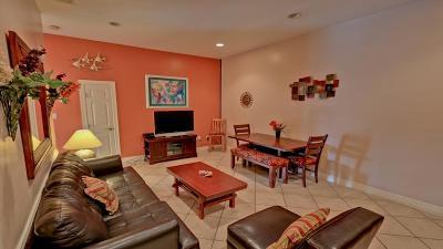 South Padre Island Condo/Townhouse For Sale: 103 E Gardenia St. #3