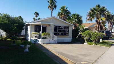 Port Isabel Single Family Home For Sale: 600 Star Fish