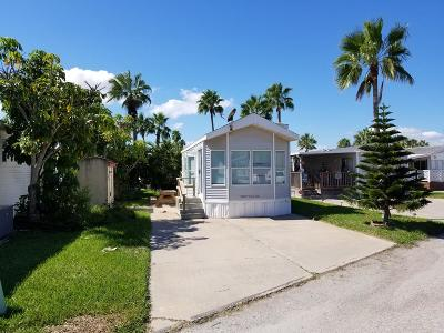 Port Isabel Single Family Home For Sale: 533 W Clam Circle