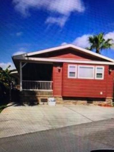 Port Isabel Single Family Home For Sale: Clam Cir E Clam Circle #743