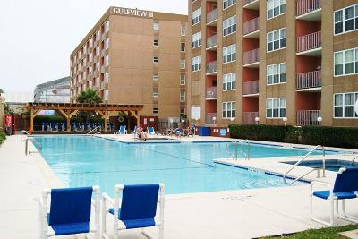 South Padre Island Condo/Townhouse For Sale: 120 Padre Blvd. #313