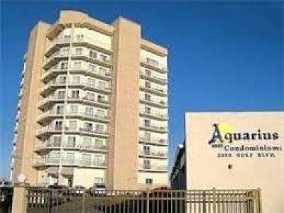 South Padre Island Condo/Townhouse For Sale: 2000 Gulf Blvd. #408
