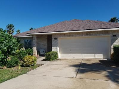 Laguna Vista TX Condo/Townhouse For Sale: $159,000