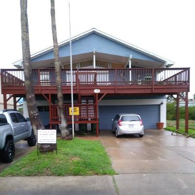 South Padre Island Multi Family Home For Sale: 211 W Hibiscus St.