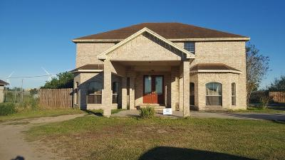 Los Fresnos Single Family Home For Sale: 24885 Paredes Line Rd