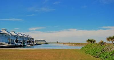 South Padre Island Residential Lots & Land For Sale: 8307 Marina Dr.