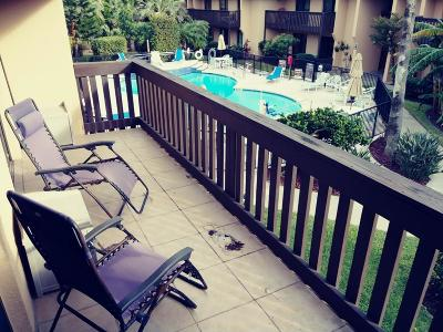 South Padre Island TX Condo/Townhouse Sold: $135,000