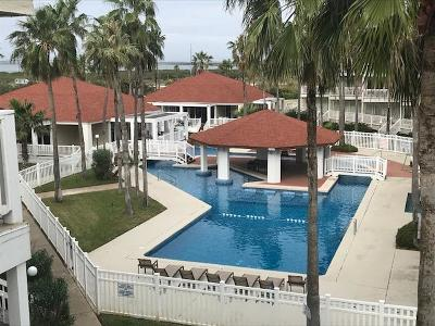 South Padre Island Condo/Townhouse For Sale: 200 Padre Blvd. #106-A