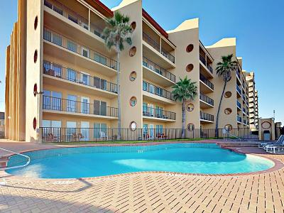 South Padre Island Condo/Townhouse For Sale: 4400 Gulf Blvd. #107