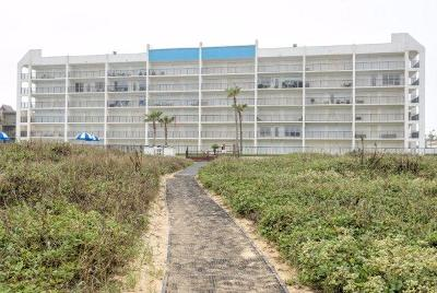 South Padre Island Condo/Townhouse For Sale: 1816 Gulf Blvd. #107