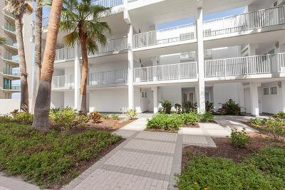 South Padre Island Condo/Townhouse For Sale: 550 Padre Blvd. #110