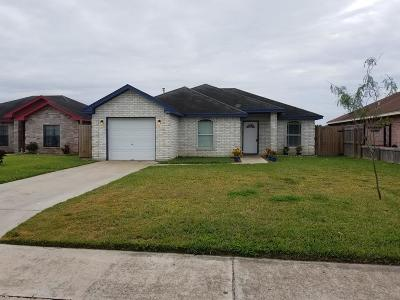Bayview, Los Fresnos Single Family Home For Sale: 420 Cancun Dr.