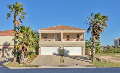 South Padre Island Condo/Townhouse For Sale: 104a W Sunset Dr. #A