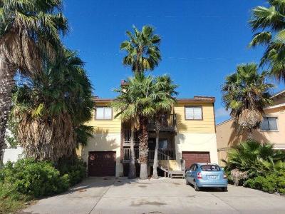 South Padre Island Rental For Rent: 208 W Saturn Lane #2