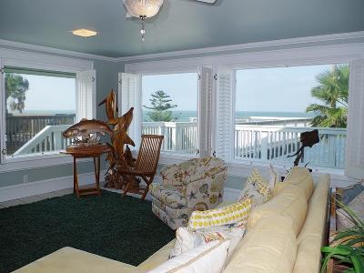 South Padre Island Single Family Home For Sale: 224 W Esperanza St.