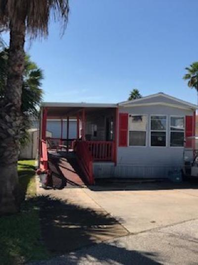 Port Isabel Single Family Home For Sale: 599 Star Fish