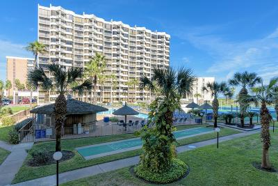 South Padre Island Condo/Townhouse For Sale: 406 Padre Blvd. #207