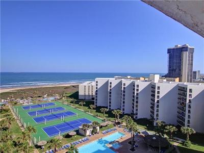 South Padre Island Condo/Townhouse For Sale: 404 Padre Blvd. #3127