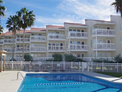 South Padre Island Condo/Townhouse For Sale: 200 Padre Blvd. #A204