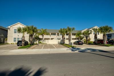 South Padre Island Condo/Townhouse For Sale: 114 E Atol St. #Unit 7