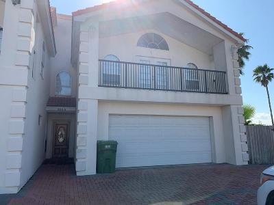 South Padre Island Condo/Townhouse For Sale: 103 E Palmetto Dr #A