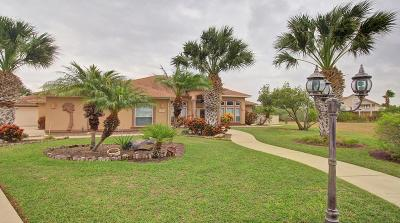 Laguna Vista Single Family Home For Sale: 5 Cactus Wren Court