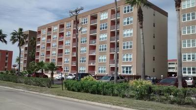 South Padre Island Condo/Townhouse For Sale: 120 Padre Blvd. #113