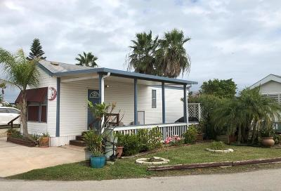 Port Isabel Single Family Home For Sale: 417 Sundial Circle