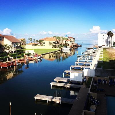 South Padre Island Condo/Townhouse For Sale: 6403 Padre Blvd. #35